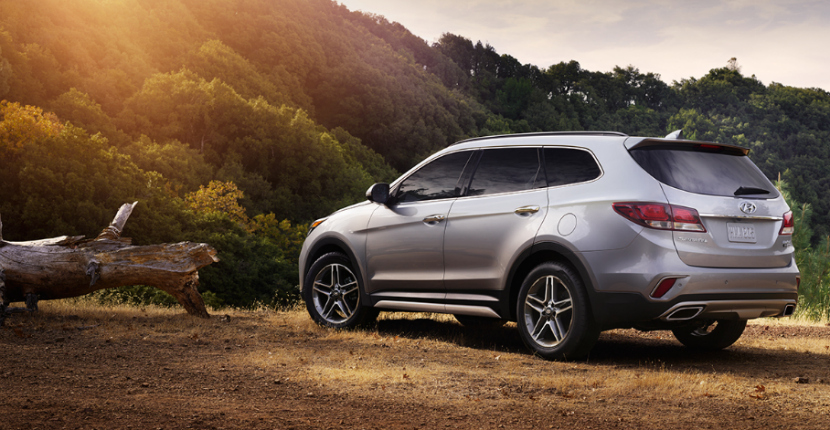 New Updates To The Hyundai Santa Fe Rosen Hyundai