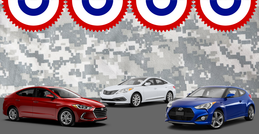 Exclusive Hyundai Military Program is Back!