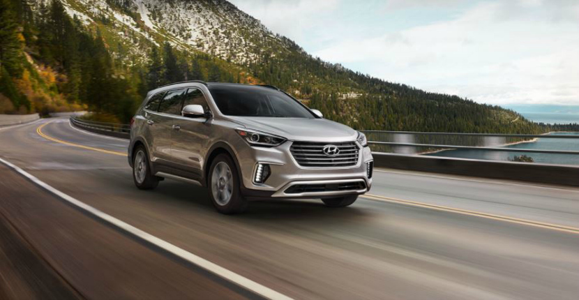 Get a First Look at the Best-Ever 2018 Hyundai Santa Fe!