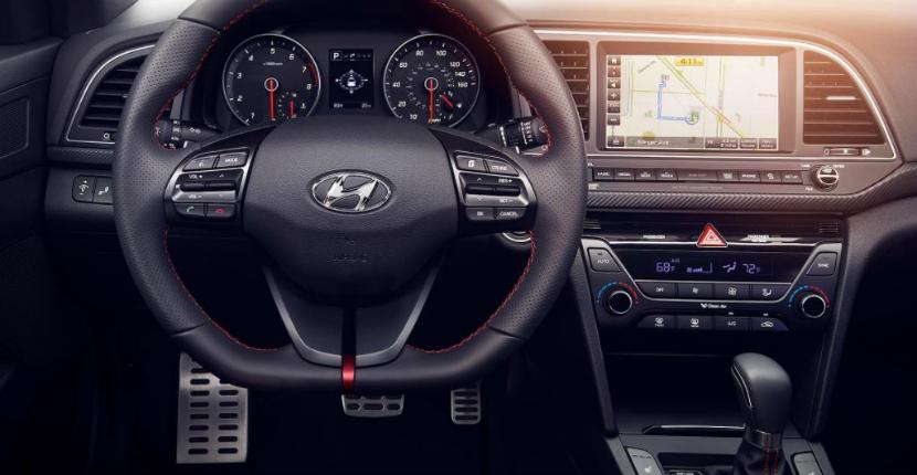 New Hyundai Elantra Features Interior Upgrades and a New, Saucy Suspension