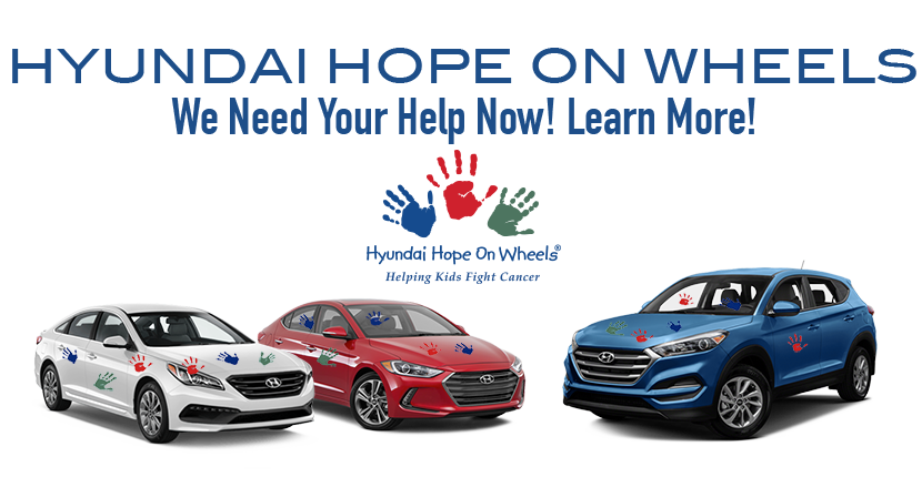 Hyundai Hope on Wheels Algonquin