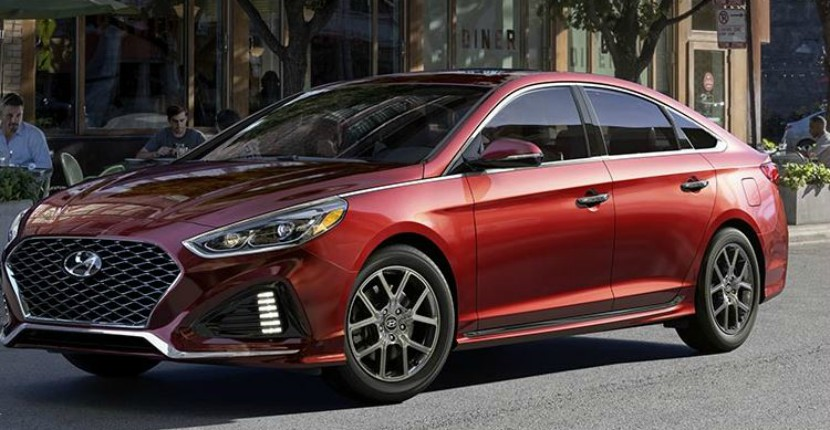 2018 Hyundai Sonata For