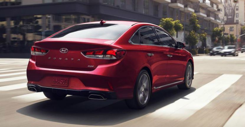 2018 Hyundai Sonata Eco for sale