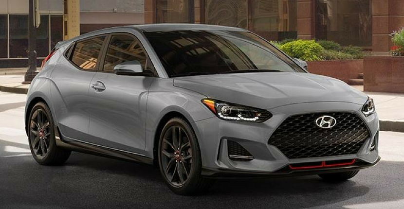 2019 Hyundai Veloster officially a part of the Marvel Cinematic Universe