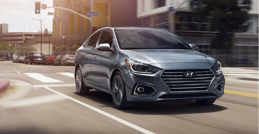 Accent on Affordability: Hyundai's Entry Level Car Gets a Makeover