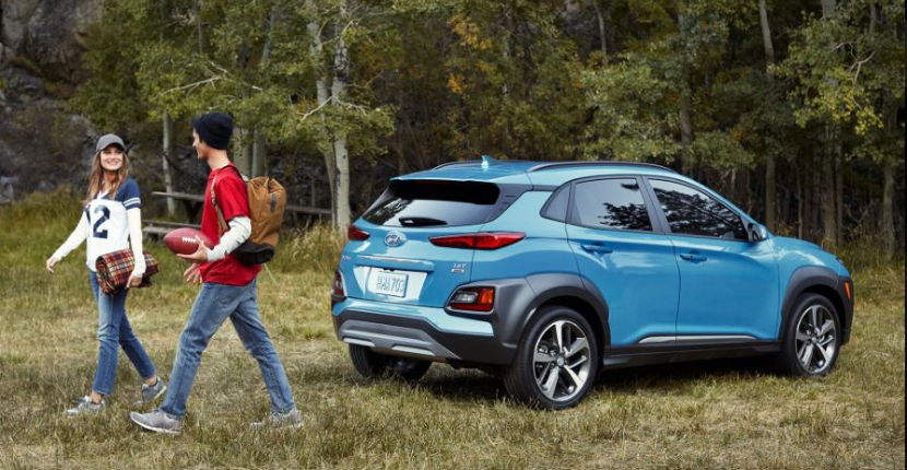 Hyundai Kona Utility Vehicle of the Year