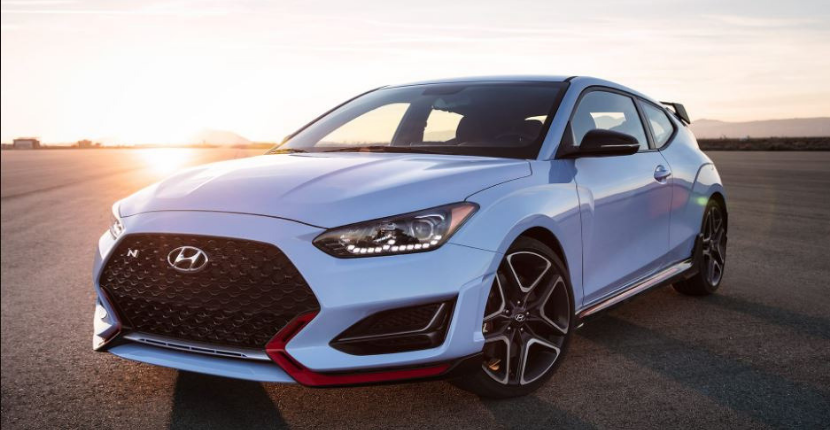 2019 Hyundai Veloster Review