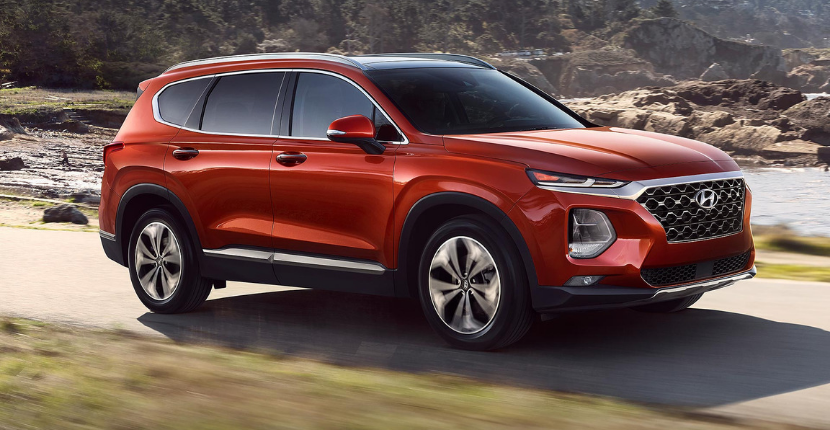 Hyundai Makes the 2019 Santa Fe a Safer and Smoother Ride