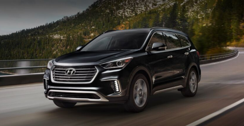 What Is The Difference Between The Hyundai Santa Fe And Santa Fe Xl Rosen Hyundai