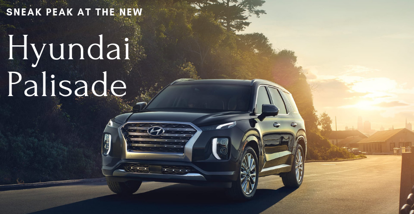 New Hyundai Palisade for sale near me