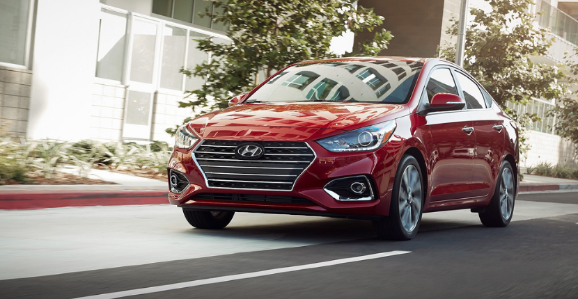 All About the 2020 Hyundai Accent