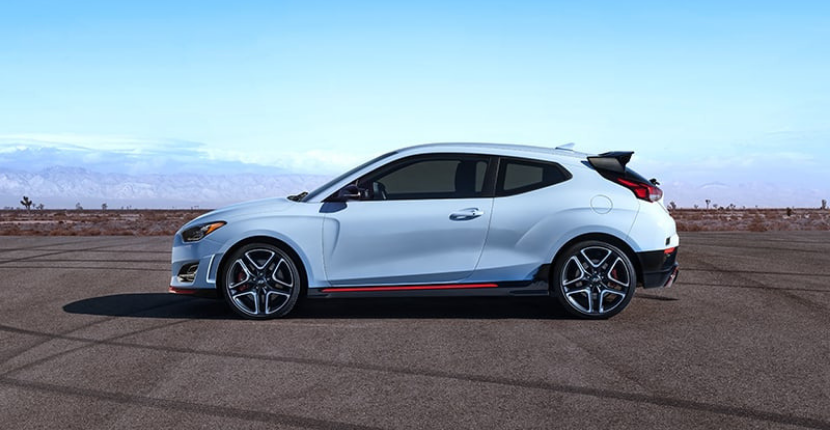 All About the Hyundai Veloster N