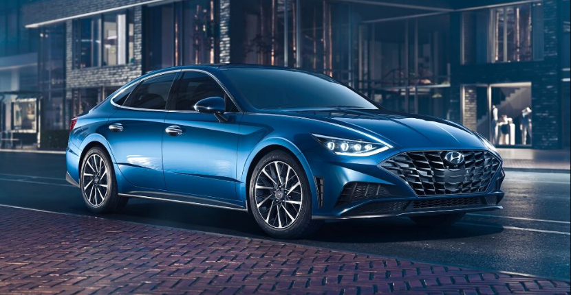 About the 2020 Hyundai Sonata