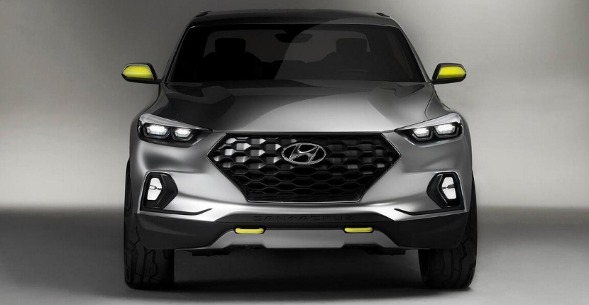Hyundai Santa Cruz is Hyundais new concept
