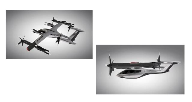 Hyundai flying car concept