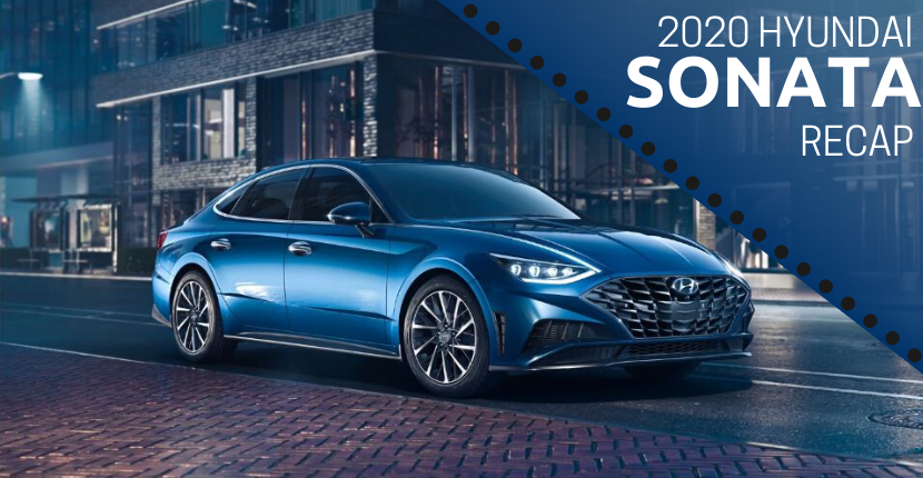2020 Hyundai Sonata's Cool New Features