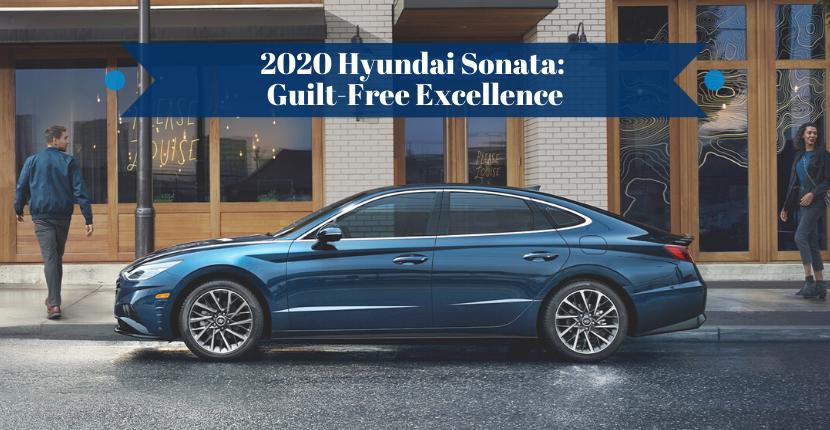 2020 Hyundai Sonata: Guilt-free excellence