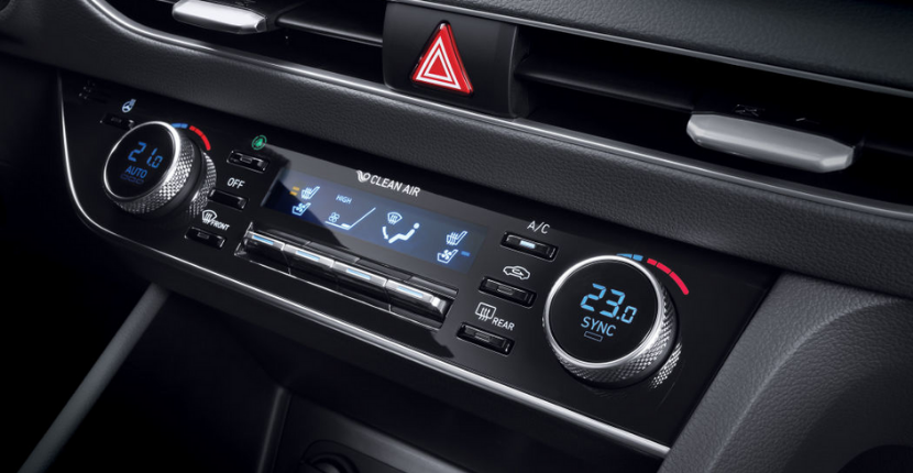 Hyundai Has New Air Conditioning Features