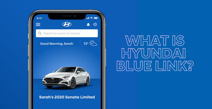 New Hyundai Blue Link Technology Upgrades