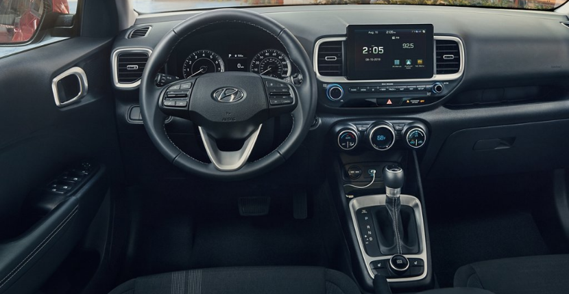 Check out all the new and improved auto technology in the 2020 Hyundai Venue Demin