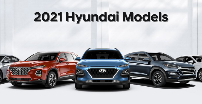What's New for the 2021 Hyundai Models?