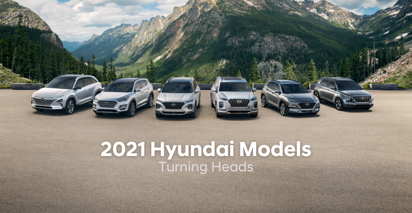 2021 Hyundai Model Changes Are Turning Heads
