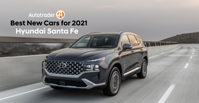 Santa Fe 2021 Best New Car