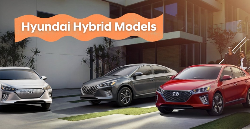 Have You Seen Our New Hybrid Models?