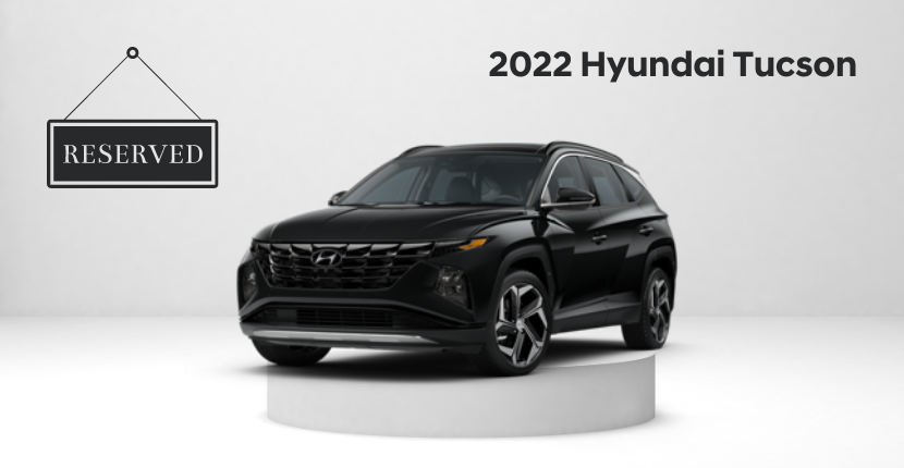 How To Reserve a Highly Anticipated 2022 Hyundai Tucson
