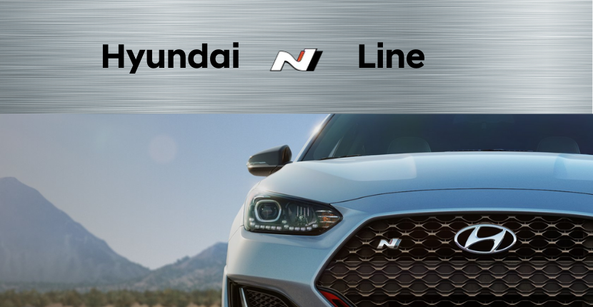 New Hyundai N Line
