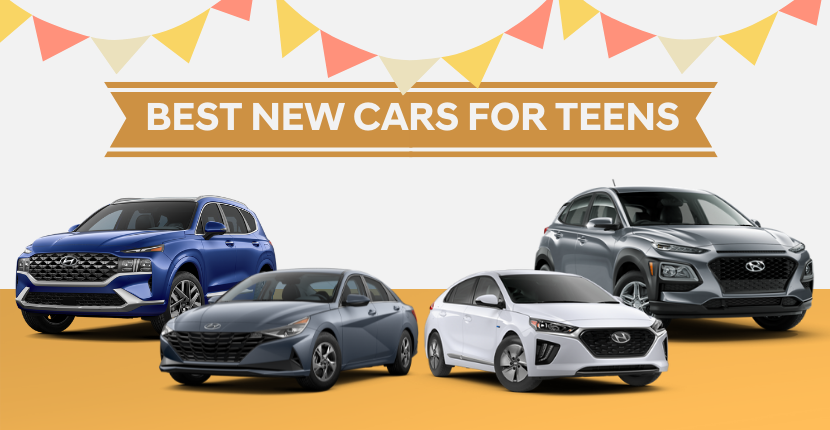 Best New Cars For Teens