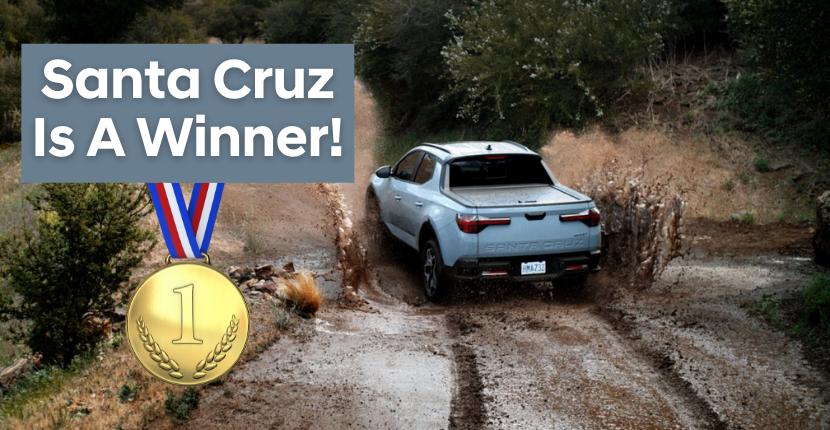 Santa Cruz Is A Winner